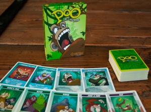 Poo-Card-Game